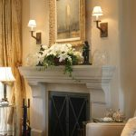 Los Angeles fireplace marble surround Bedroom Traditional with window dealers and installers level home