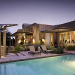 Los Angeles mid century lounge Exterior Contemporary with window dealers and installers outdoor kitchen pergola