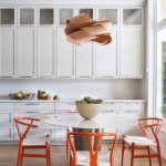 Miami benjamin moore revere Kitchen Transitional with kitchen and bathroom designers navy ideas