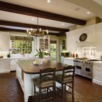 Santa Barbara how to paint wood letters Kitchen Mediterranean with stone and countertop manufacturers showrooms spanish tile