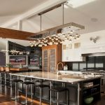 Seattle built in cabinets around Kitchen Contemporary with kitchen and bathroom remodelers oak contemporary