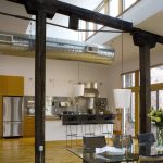 St Louis Studio Apartment Pictures Dining Room Industrial with kitchen and bathroom designers glass dining room table