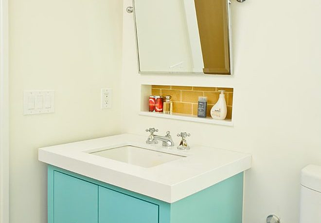 Beautiful lowes bathrooms vanity in with baseboards and small bathroom