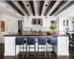 Kitchens with Off White Cabinets Home Renovations Silver Cabinet Hardware and Kitchen Bathroom Remodelers