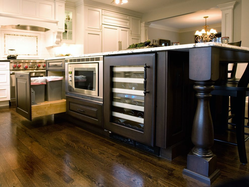 white built in oven refrigerator crystal