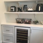 Pantry Wine Fridge And Giant Walk In Pantry Beer & Wine Fridges Built In Butlers Pantry Kitchen Cabinet Built-in Cabinetry Giant Walk Wine Fridge