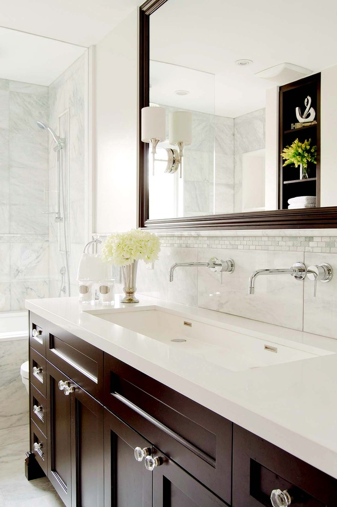 designing a home traditional bathroom