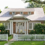 Awesome Front Door Window Treatments Exterior Traditional With Hamptons Cottage And Stone Walkway Beach House Cottage Garden Covered Patio Hamptons Orange Flowers Shingle Roof Stone Pathway Pavers