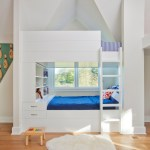 Good-Looking Built In Bed Kids Traditional With Beds With Storage And Bunk Bed Ladder Bed Storage Bedroom Designs Ideas Beds With Blue Bedding Built In Bunk Built-In Book Shelves Built-in Ladder