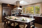 Imaginative Kate Jackson interior Design Kitchen Contemporary with Home Top Designers Granite Counter Consultants Stainless Steel Vent Hood Modern Hardware