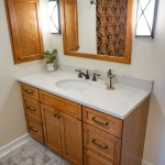 Marvelous Recessed Medicine Cabinets Bathroom Traditional With Rustic Vanity And Dura Supreme Cabinetry Dura Supreme Cabinetry Rustic Vanity Traditional Design
