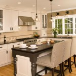 Blooming Pottery Barn Bedford Corner Desk Kitchen Traditional With Wood Flooring And Ceiling Lighting Breakfast Bar Ceiling Lighting Crown Molding Eat