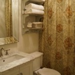 Good-looking Shower Curtains Pottery Barn Bathroom Traditional With White Dove And Shower Curtain Frameless Mirror Polished Nickle Pottery Barn Powder