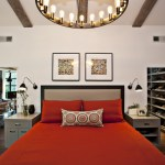 Magnificent Decorating With A Red Couch Bedroom Contemporary With Bedroom Ceiling Design And Bedroom Curtain Ideas Artwrok Wood Beams Bedroom Ceiling