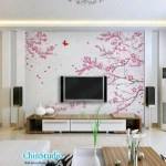 Terrific Cherry Blossom Wall Decal For Nursery Living Room Contemporary With Cherry Wall Decals And Cherry Wall Decals Cherry Wall Decals