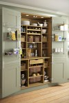 Awesome Ikea Kitchen Pantry Cabinet Kitchen Traditional with Organized Space Design Door Traditional Storage Wicker Baskets Cupboard inside