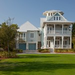 Glorious Garage With Apartment Above Floor Plans Exterior Beach Style With Oversized Lawn And White Trim Blue Exterior Garage Door Siding Hanging