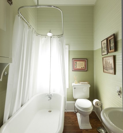 Glorious Lucite Toilet Paper Holder Bathroom Victorian With Striped Walls And Shower Rod Baseboards Ceiling Lighting Freestanding Toilet Paper Roll