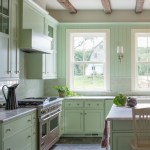 Outstanding Green Subway Tile Kitchen Backsplash Kitchen Farmhouse With White Fantasy And Stone Floor Ballon Shades Country Home Glass Cabinets Green