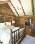 Outstanding Purple and Brown Bedroom Ideas Bedroom Farmhouse with Designs Reclaimed Wood Frame Barn Siding Exposed Timber Beams Farmhouse Rustic