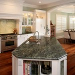 Pretty Green Subway Tile Kitchen Backsplash Kitchen Traditional With Integrated Kitchen And White Cabinets Crown Molding Custom Woodwork Dining Area