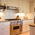 Delightful Best Cooking Gadgets Kitchen Contemporary With White Cabinets And Classic Design Built In Refrigerator Caesarstone Classic Design Gray