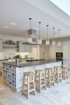Glorious Cream Stockings Kitchen Traditional with Splashback Traditional Kitchen Storage Solutions Pendant Lighting Island Large Contemporary Family