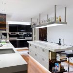 Lovely Best Cooking Gadgets Kitchen Contemporary With Recessed Lighting And Kitchen Island Breakfast Bar Ceiling Lighting Cove Eat In Kitchen Island