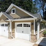 Pretty Taupe Color Walls Garage Traditional With Detached Garage And Garage Doors Carriage Doors Concrete Paving Container Plants Detached Garage