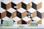 Splendid Container Store Bulletin Board Home Office Eclectic with Products Home Office Wall Desk Accessories