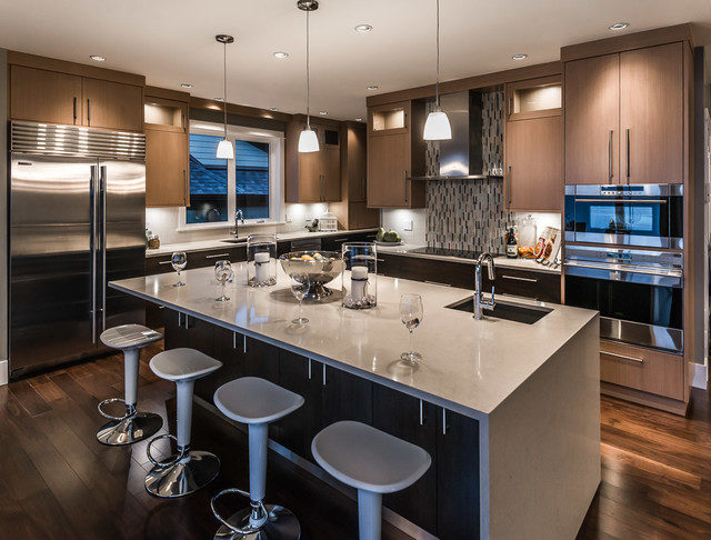 Amazing Under Cabinet Lighting Kitchen Contemporary With Kitchen Island And Pendant Lighting Counter