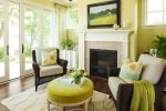 Terrific Jc Penney Area Rugs Clearance Living Room Transitional with Green Throw Window Treatment Glass Doors Round Ottoman Family Room Reading Lounge Chair Reading Martha O'hara interiors