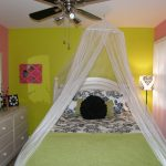 Wonderful Black And Green Curtains Kids Contemporary With Accent Wall And Ceiling Fan Accent Wall
