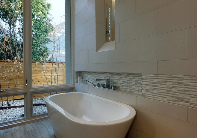 Lovely Corner Bathtub Designs Bathroom Contemporary With Sustainable Design And Green Building