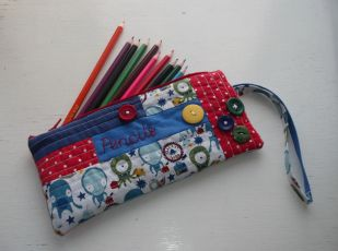 Pencil case for Big J