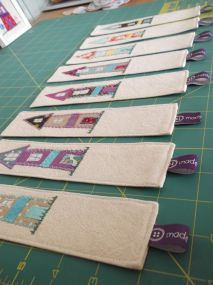 Completed bookmarks.