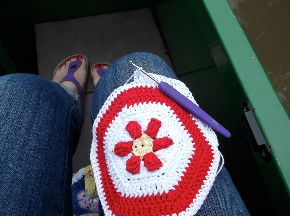 Narrowboat Crochet.