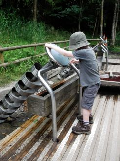 Mr Archimedes screw.