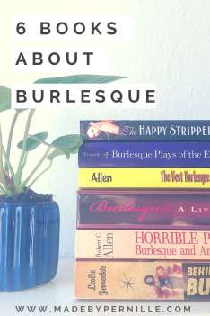 6 books on burlesque