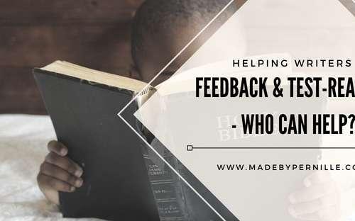Feedback and testreaders