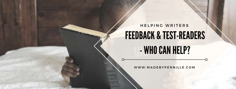 Feedback and testreaders