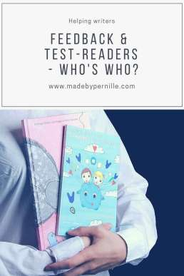 Feedback and test-readers MadebyPernille