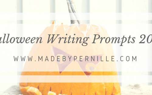 Halloween Writing Prompt Challenge 2018