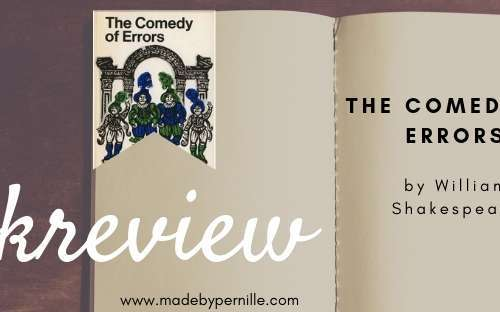 Book review of The Comedy of Errors by William Shakespeare