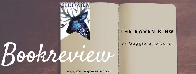 Book review of The Raven King by Maggie Stiefvater