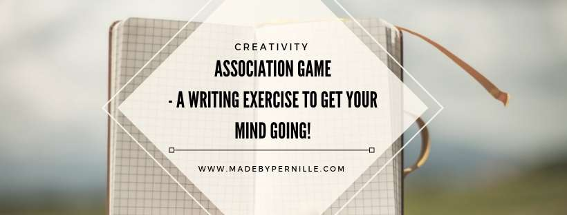 The association game a writing exercise