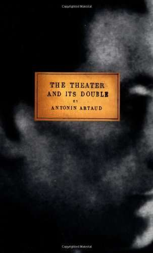 Cover Book review The theater and its double by Antonin Artaud