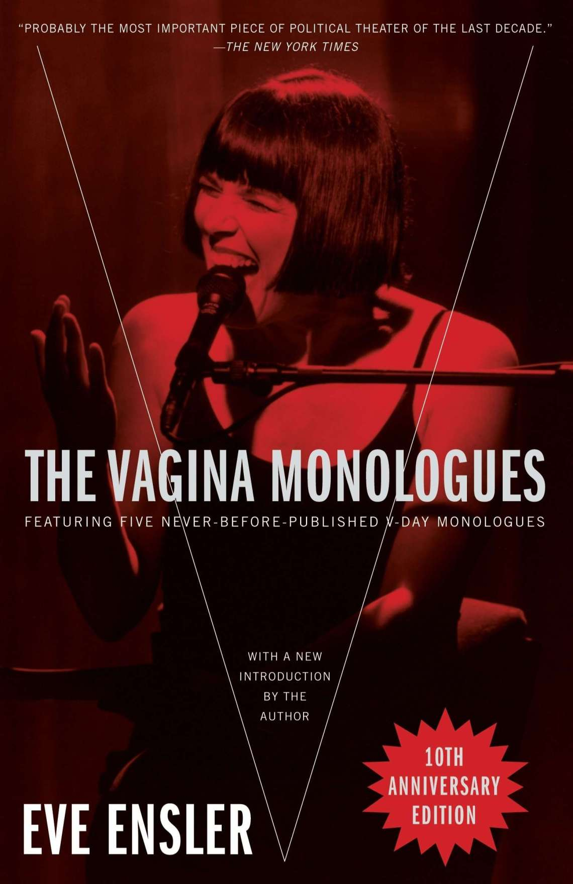 Book review The Vagina Monologues by Eve Ensler