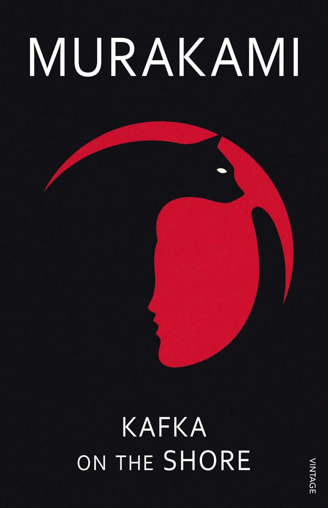 Cover: Kafka on the Shore by Haruki Murakami