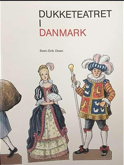 Bog anmeldelse Dukketeatret i Danmark